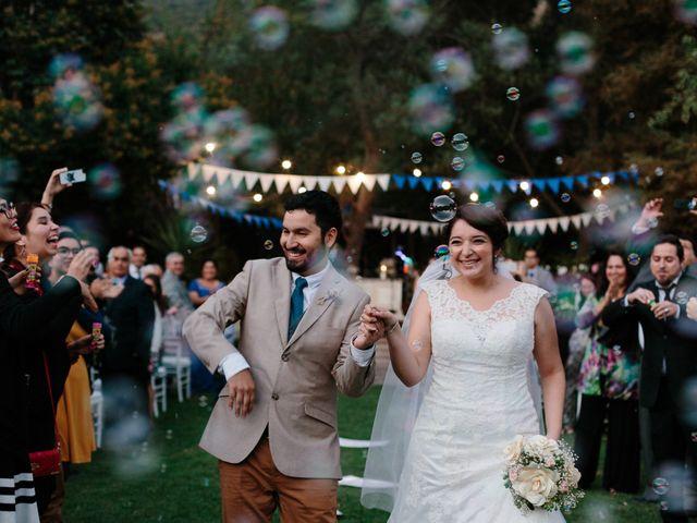 El matrimonio de Paulina y Jose