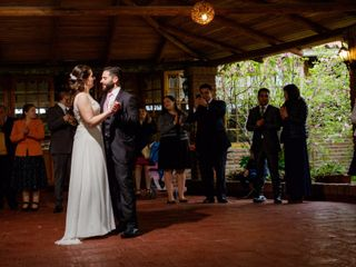 El matrimonio de Gabriela y Leonardo 1