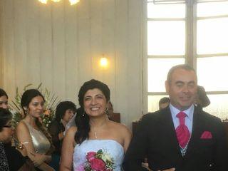 El matrimonio de Jéssica y Marcelo 1