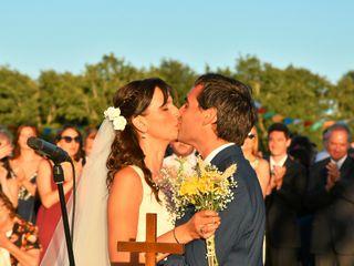 El matrimonio de Felipe y Javiera