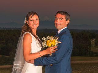 El matrimonio de Felipe y Javiera 1
