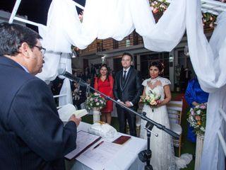 El matrimonio de Paula y Sebastián 3