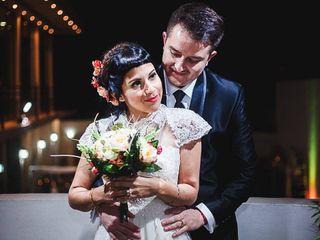 El matrimonio de Paula y Sebastián