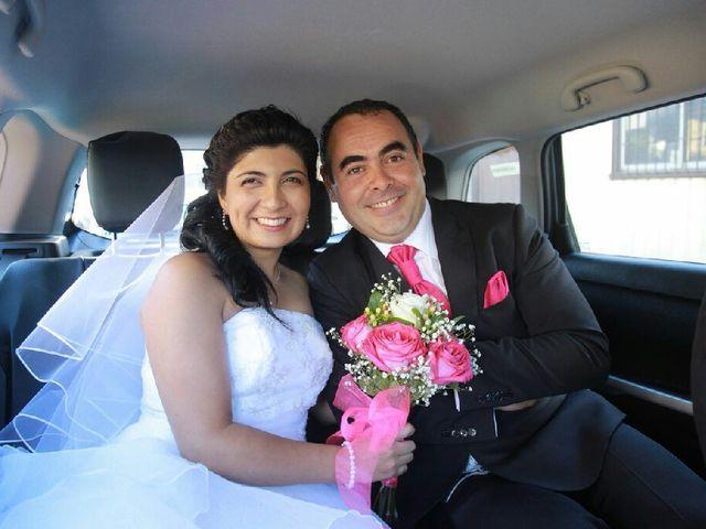 El matrimonio de Jéssica y Marcelo