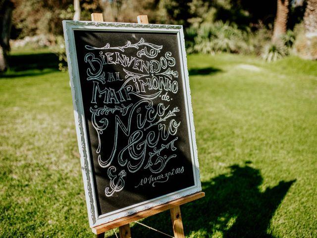 El matrimonio de Nicolás y Geraldine en Padre Hurtado, Talagante 20