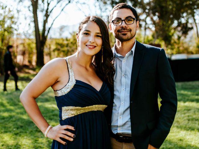 El matrimonio de Nicolás y Geraldine en Padre Hurtado, Talagante 42