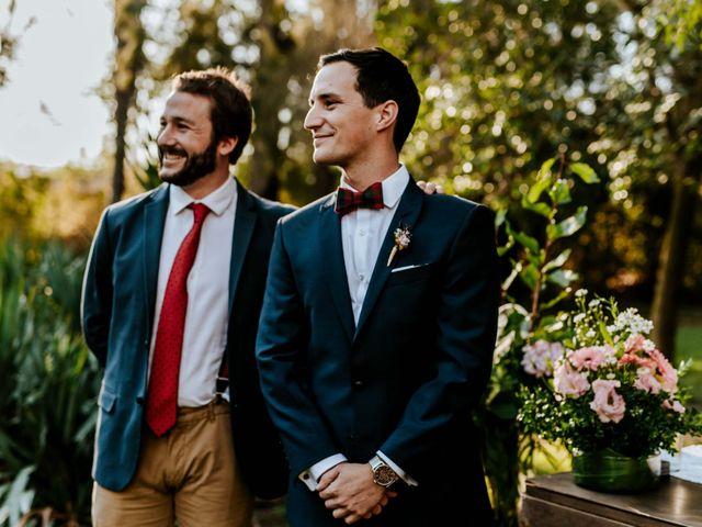 El matrimonio de Nicolás y Geraldine en Padre Hurtado, Talagante 65