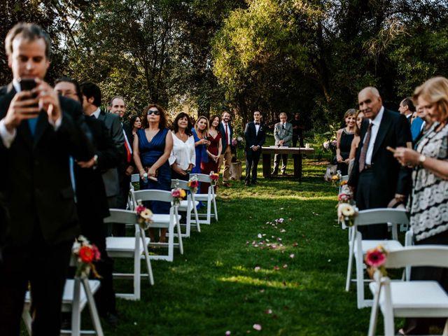 El matrimonio de Nicolás y Geraldine en Padre Hurtado, Talagante 68
