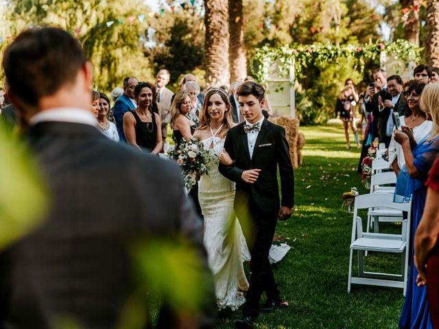 El matrimonio de Nicolás y Geraldine en Padre Hurtado, Talagante 70