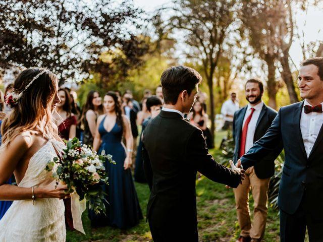 El matrimonio de Nicolás y Geraldine en Padre Hurtado, Talagante 76