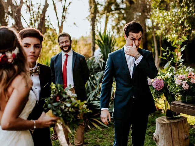 El matrimonio de Nicolás y Geraldine en Padre Hurtado, Talagante 78