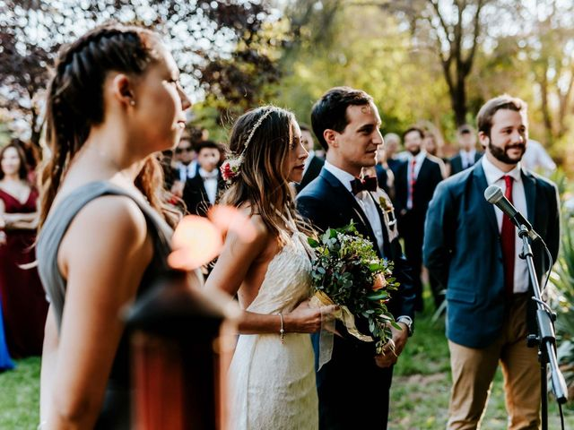 El matrimonio de Nicolás y Geraldine en Padre Hurtado, Talagante 80