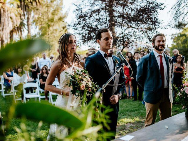 El matrimonio de Nicolás y Geraldine en Padre Hurtado, Talagante 81