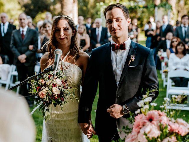 El matrimonio de Nicolás y Geraldine en Padre Hurtado, Talagante 84