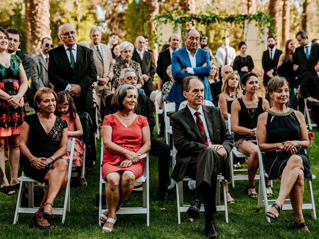 El matrimonio de Nicolás y Geraldine en Padre Hurtado, Talagante 88