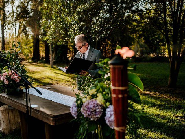 El matrimonio de Nicolás y Geraldine en Padre Hurtado, Talagante 91