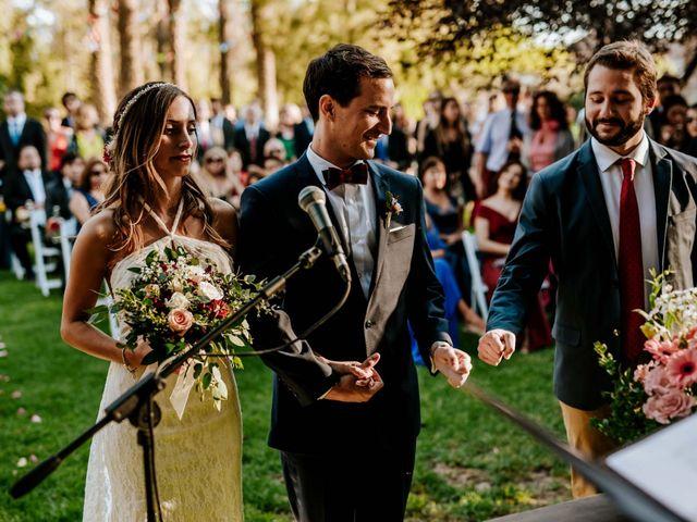 El matrimonio de Nicolás y Geraldine en Padre Hurtado, Talagante 92