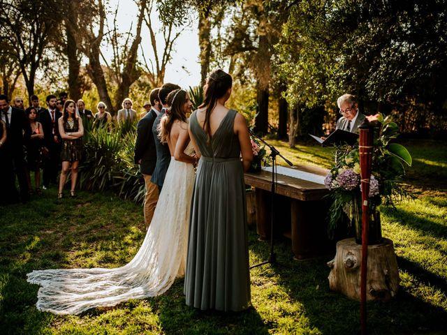 El matrimonio de Nicolás y Geraldine en Padre Hurtado, Talagante 93