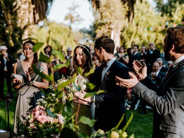 El matrimonio de Nicolás y Geraldine en Padre Hurtado, Talagante 95