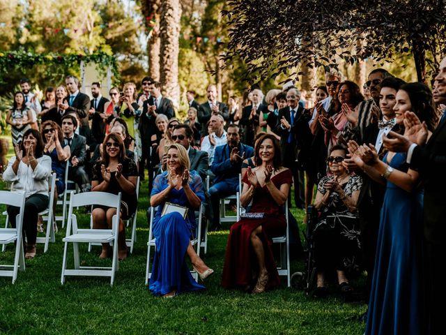 El matrimonio de Nicolás y Geraldine en Padre Hurtado, Talagante 96