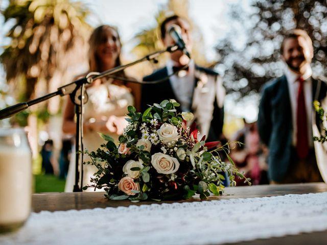 El matrimonio de Nicolás y Geraldine en Padre Hurtado, Talagante 100