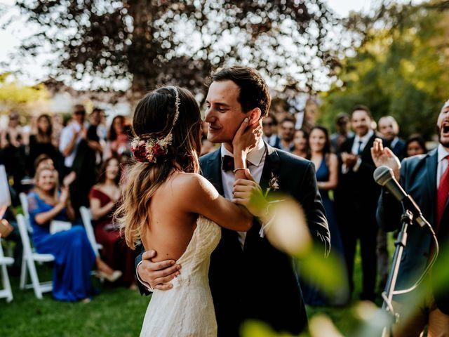 El matrimonio de Nicolás y Geraldine en Padre Hurtado, Talagante 101