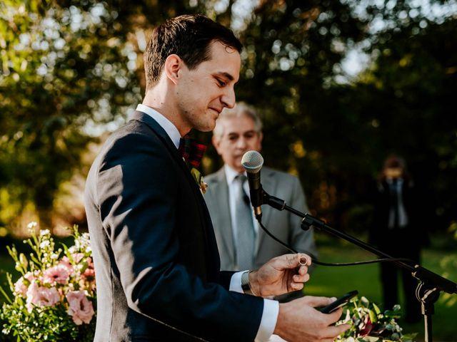 El matrimonio de Nicolás y Geraldine en Padre Hurtado, Talagante 105