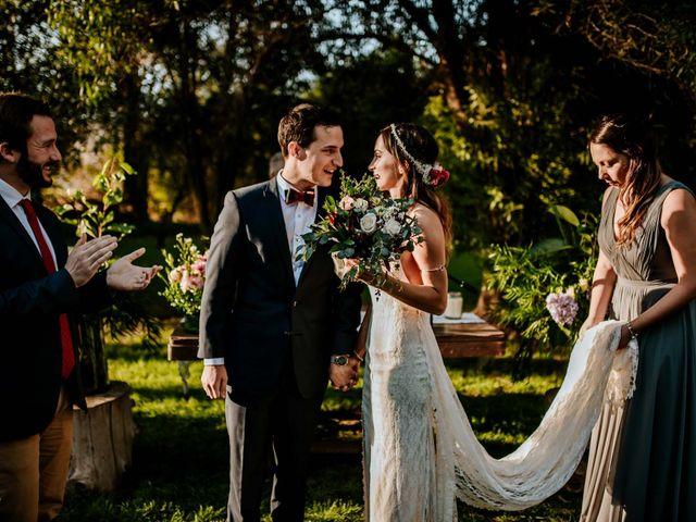 El matrimonio de Nicolás y Geraldine en Padre Hurtado, Talagante 113