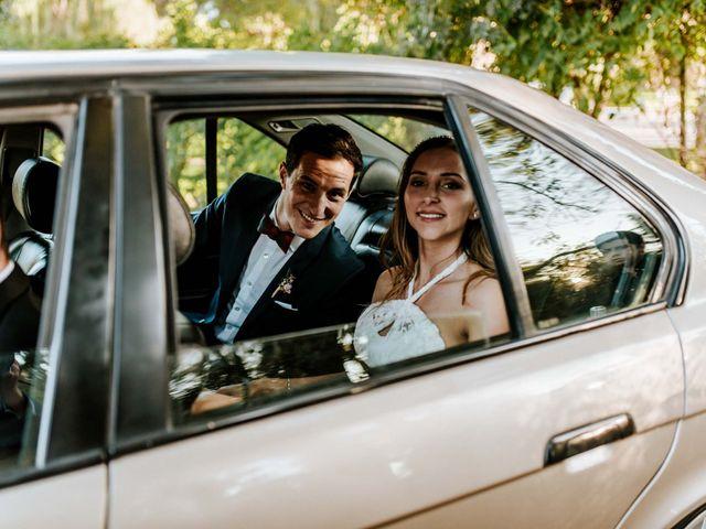 El matrimonio de Nicolás y Geraldine en Padre Hurtado, Talagante 126