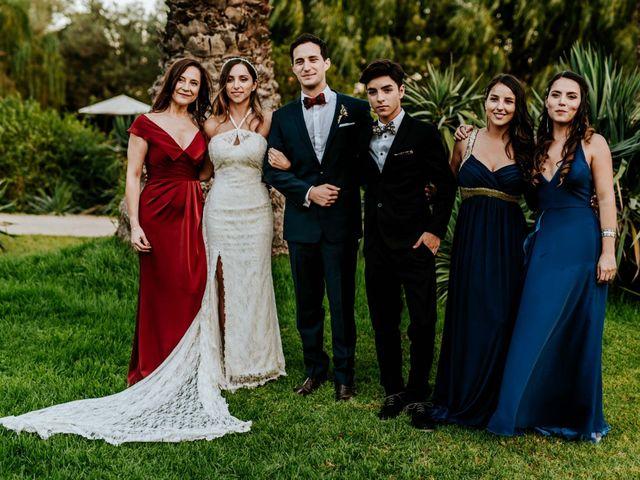 El matrimonio de Nicolás y Geraldine en Padre Hurtado, Talagante 145