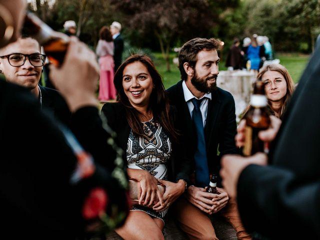 El matrimonio de Nicolás y Geraldine en Padre Hurtado, Talagante 156