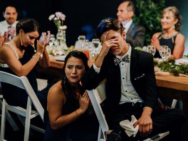 El matrimonio de Nicolás y Geraldine en Padre Hurtado, Talagante 165