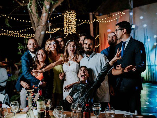 El matrimonio de Nicolás y Geraldine en Padre Hurtado, Talagante 180