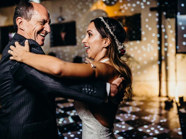 El matrimonio de Nicolás y Geraldine en Padre Hurtado, Talagante 186