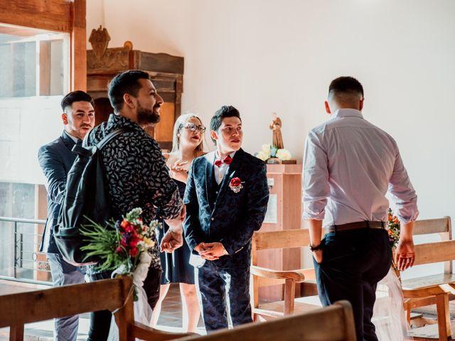 El matrimonio de Benjamín y Melanie en Graneros, Cachapoal 17