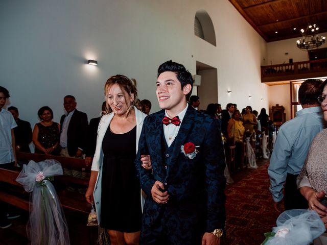El matrimonio de Benjamín y Melanie en Graneros, Cachapoal 19