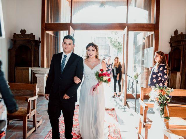 El matrimonio de Benjamín y Melanie en Graneros, Cachapoal 22