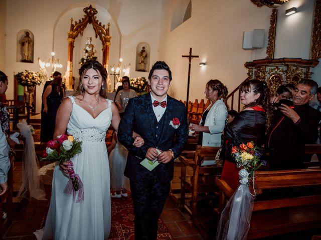 El matrimonio de Benjamín y Melanie en Graneros, Cachapoal 34