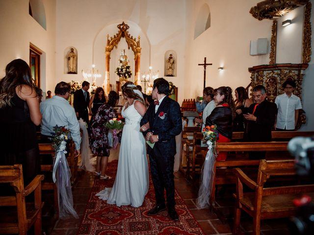 El matrimonio de Benjamín y Melanie en Graneros, Cachapoal 35