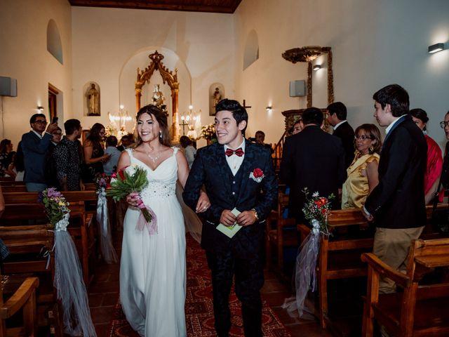 El matrimonio de Benjamín y Melanie en Graneros, Cachapoal 36