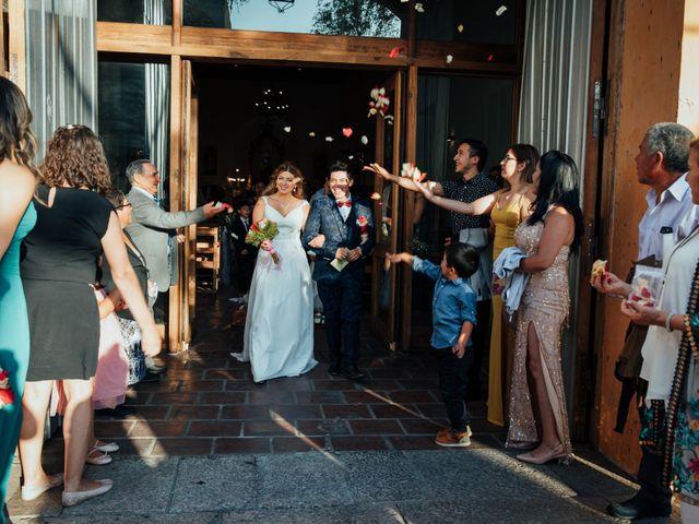El matrimonio de Benjamín y Melanie en Graneros, Cachapoal 37
