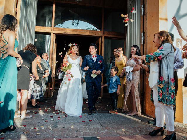El matrimonio de Benjamín y Melanie en Graneros, Cachapoal 38