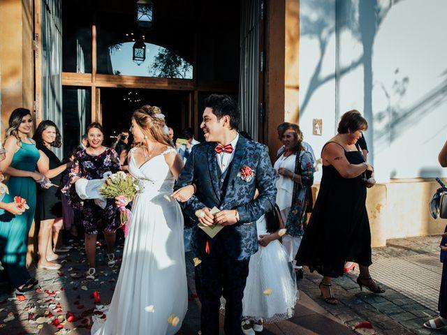 El matrimonio de Benjamín y Melanie en Graneros, Cachapoal 39