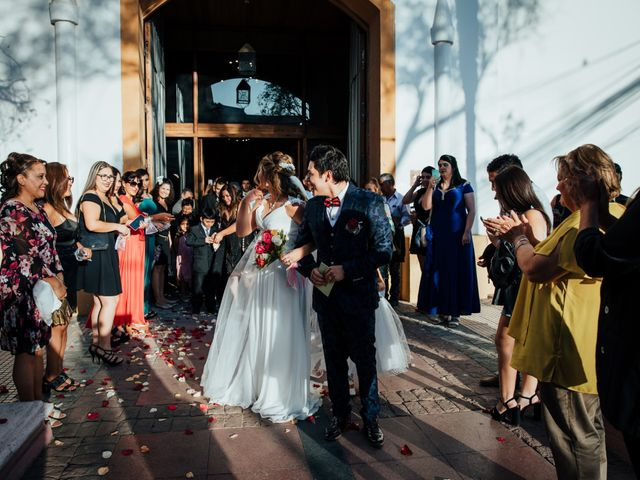 El matrimonio de Benjamín y Melanie en Graneros, Cachapoal 40