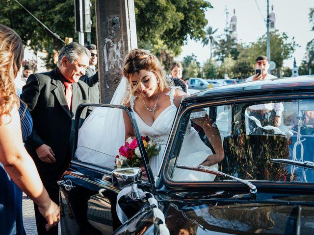 El matrimonio de Benjamín y Melanie en Graneros, Cachapoal 42