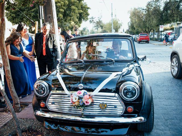 El matrimonio de Benjamín y Melanie en Graneros, Cachapoal 43