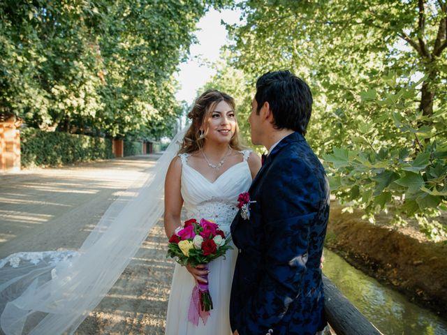 El matrimonio de Benjamín y Melanie en Graneros, Cachapoal 46