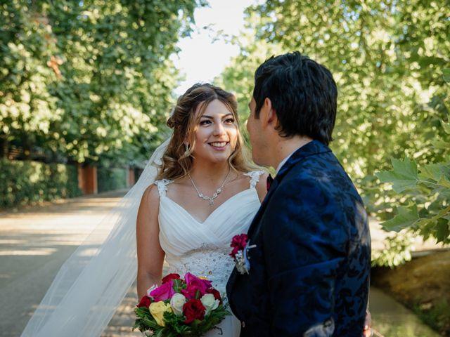 El matrimonio de Benjamín y Melanie en Graneros, Cachapoal 47