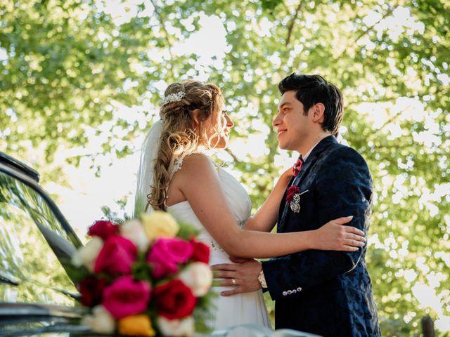El matrimonio de Benjamín y Melanie en Graneros, Cachapoal 48