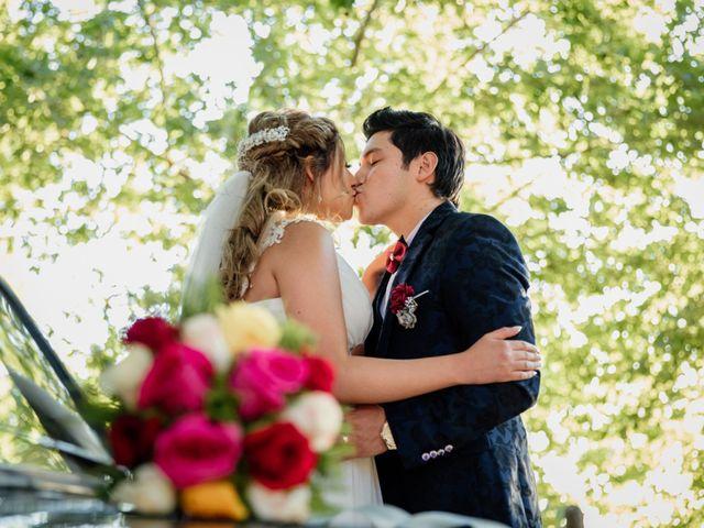 El matrimonio de Benjamín y Melanie en Graneros, Cachapoal 49
